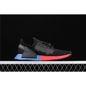 Men Adidas NMD Real Boost R1 V2 FW5328 In Black Shoes