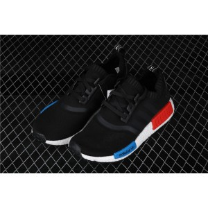 Men Adidas NMD Real Boost R1 PK S79168 In Black Shoes