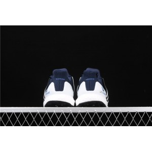 Men Adidas Ultra Boost 2.0 FW5230 In Blue White Shoes