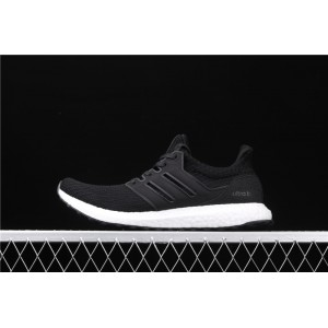 Men Adidas Ultra Boost 4.0 EH1422 Black White Shoes