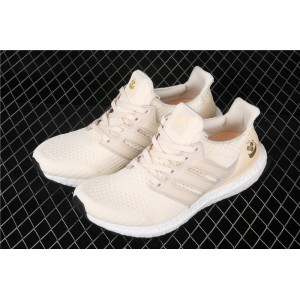 Men Adidas Ultra Boost 4.0 FW3721 In Cream Shoes