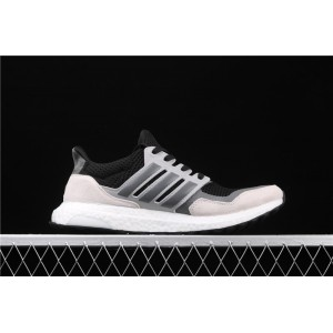 Men Adidas Ultra Boost Pure EF0720 Black Grey Shoes