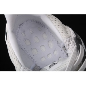 Men Adidas Ultra Boost Pure EF0722 White Black Grey Shoes