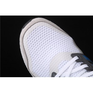 Men Adidas Ultra Boost Pure EF0723 White Grey Blue Shoes