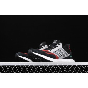 Men Adidas Ultra Boost Pure EF0724 Black Silver 3M Shoes