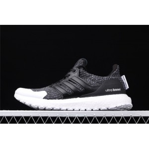 Men Game Of Thrones x Adidas Ultra Boost 4.0 EE3707 Black White Shoes
