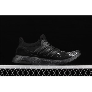 Men Madness x Adidas Ultra Boost 4.0 EF0144 Black White Shoes