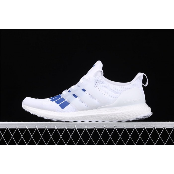 Men Undefeated x Adidas Ultra Boost EF1968 White Shoes