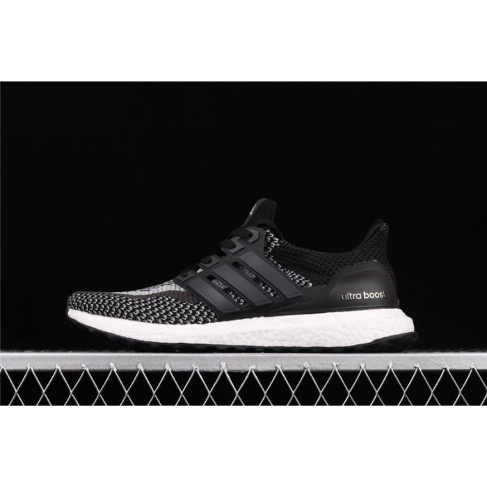 Men Adidas Ultra Boost LTD Reflective BY1795 Black Gray Shoes