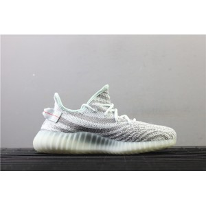 Men Adidas Yeezy Boost 350 V2 Real Basf In Light Gray Shoes