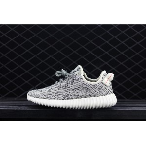 Men Adidas Yeezy Boost 350 Basf In Black Grey Shoes