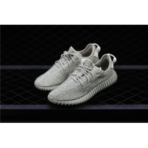 Men Adidas Yeezy Boost 350 Basf In Gray Green Shoes