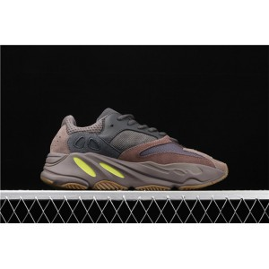 Men Adidas Calabasas Yeezy Boost 700 Runner In Brown Gray Shoes