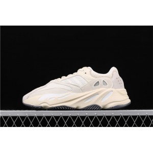 Men Adidas Yeezy Boost 700 Analog In Light Grey Sand Shoes