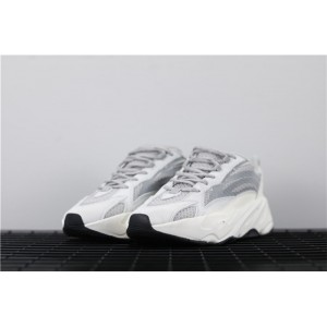 Men Adidas Yeezy Boost 700 V2 Static In White Gray Shoes