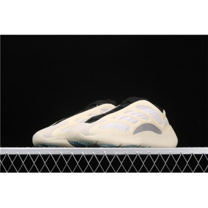 Men Adidas Yeezy Boost 700 V3 Azael In Cream White Shoes