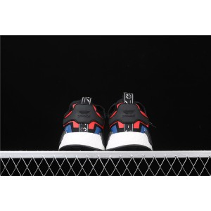 Women Adidas NMD Real Boost R1 Originals Taping EF2357 Black Shoes