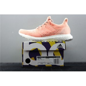 Women Adidas Ultra Boost Clima 4.0 EE8909 Pink Shoes