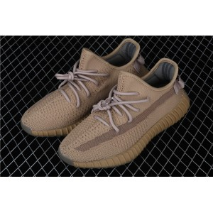 Women Adidas Yeezy Boost 350 V2 In Brown Shoes