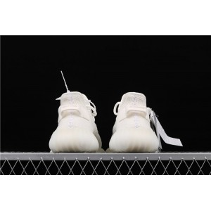 Women Adidas Yeezy Boost 350 V2 In Full White Shoes