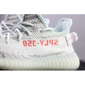 Women Adidas Yeezy Boost 350 V2 Real Basf In Light Gray Shoes