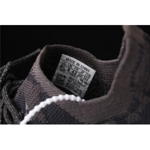 Women Adidas Yeezy Boost 350 V3 In Black Coffee Shoes