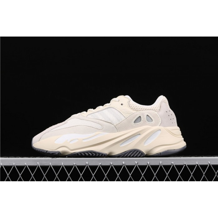 Women Adidas Yeezy Boost 700 Analog In Light Grey Sand Shoes