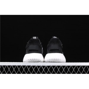 Women Adidas Tubular Doom Sock PK In Black White Shoes
